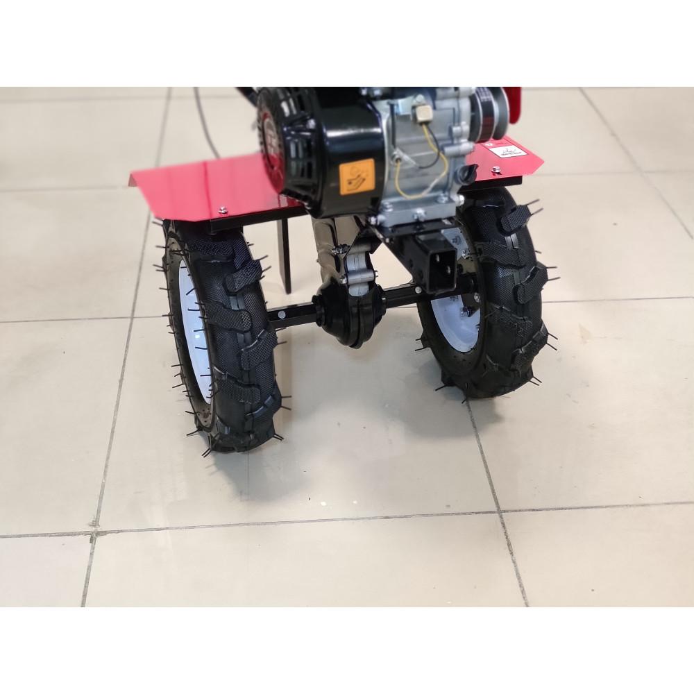 Мотоблок BRAIT МКР401 (2 вперед/1 назад + алюминиевый редуктор)