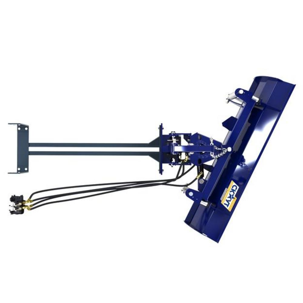 Отвал фронтальный снегоуборочный гидроповоротный СКАУТ TX-160
