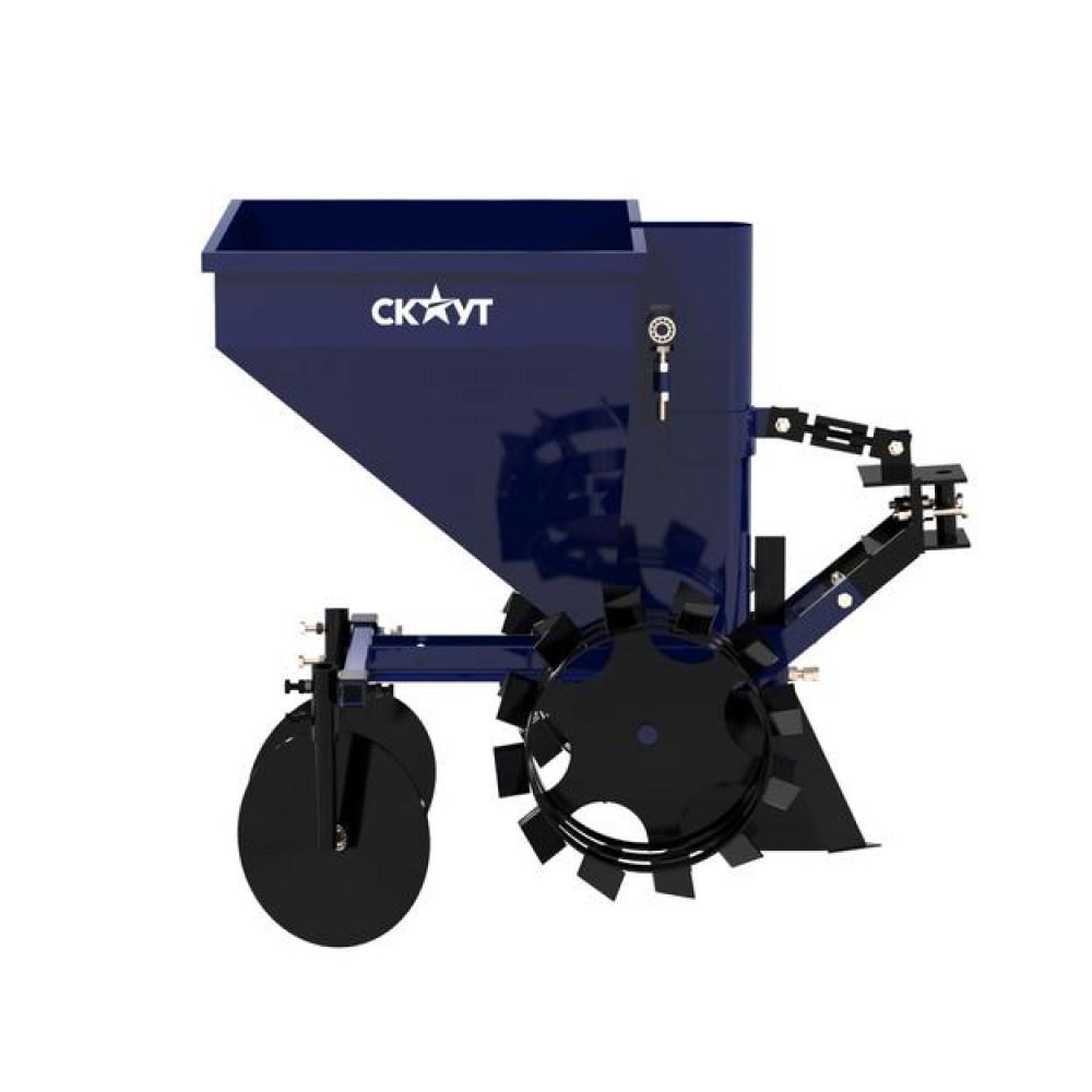 Картофелесажатель СКАУТ PL-50 для минитрактора
