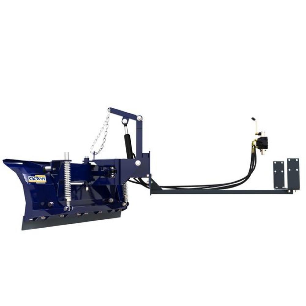 Отвал фронтальный снегоуборочный гидроповоротный СКАУТ TX-180