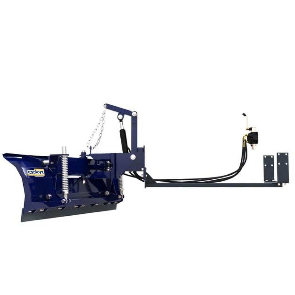 Отвал фронтальный снегоуборочный гидроповоротный СКАУТ TX-220