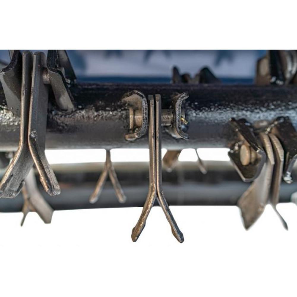 Мульчер (измельчитель) навесной СКАУТ SCQ-180 с катком