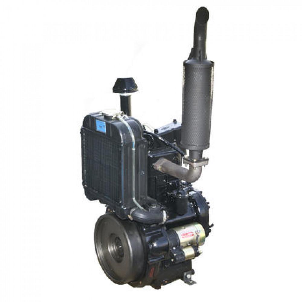 Дизельный двигатель DLH1105