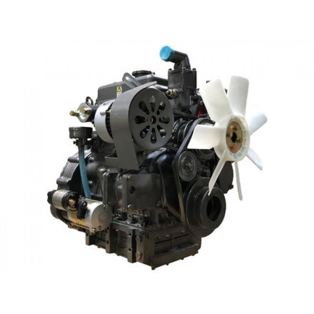 Дизельный двигатель YTO385