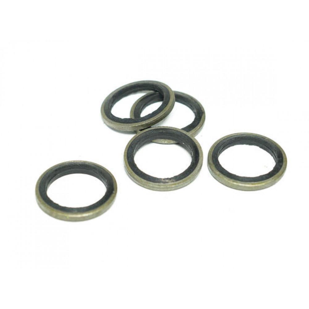 Кольцо резинометаллическое М18