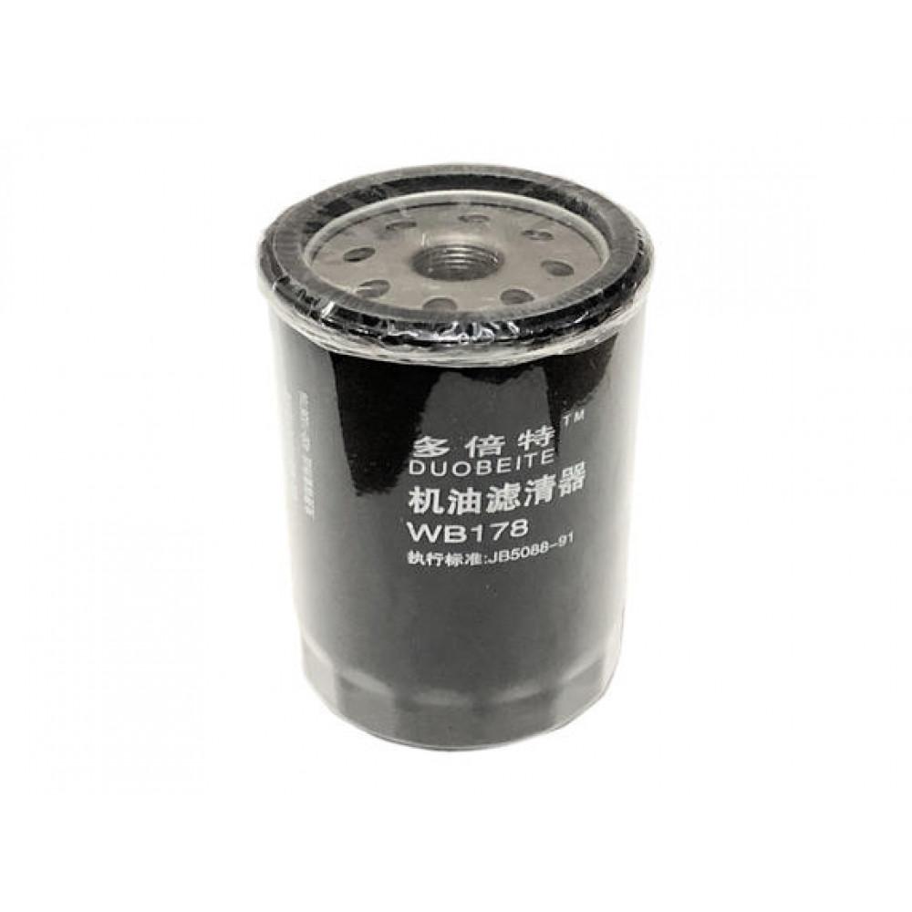 Фильтр масляный WB178 / JX0710 (3/4х16)