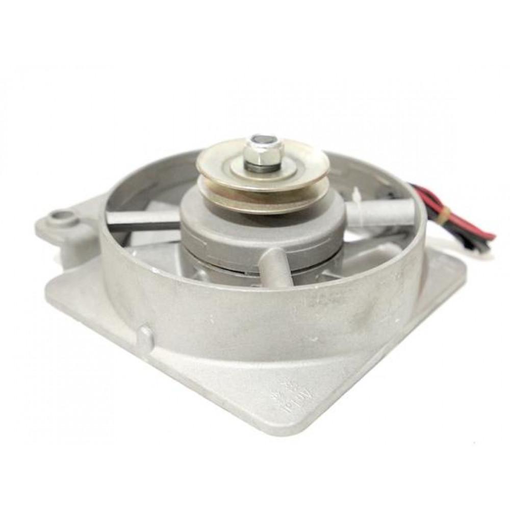 R180 Вентилятор в сборе с генератором