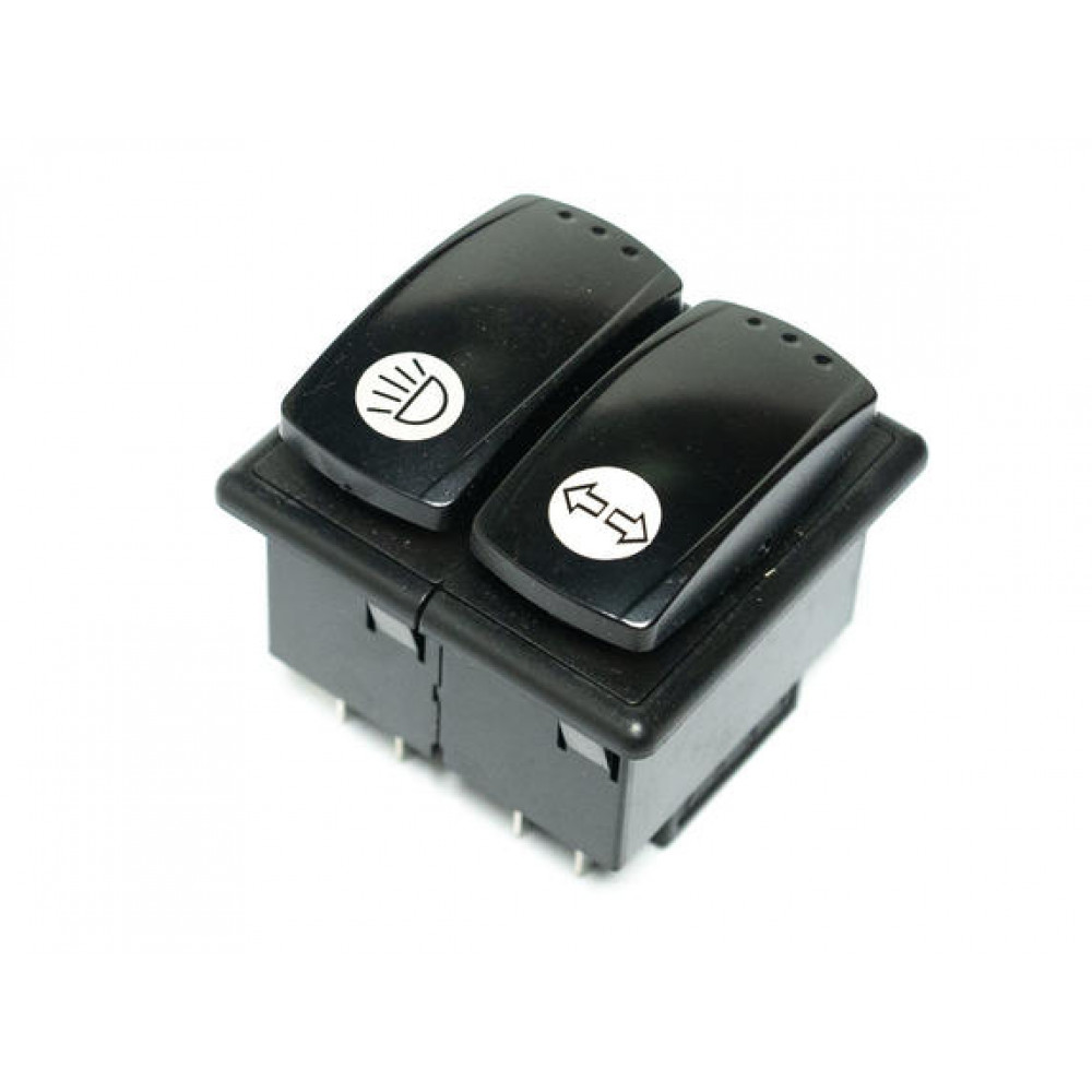 XT Кнопка включения габаритного света и указателей поворота
