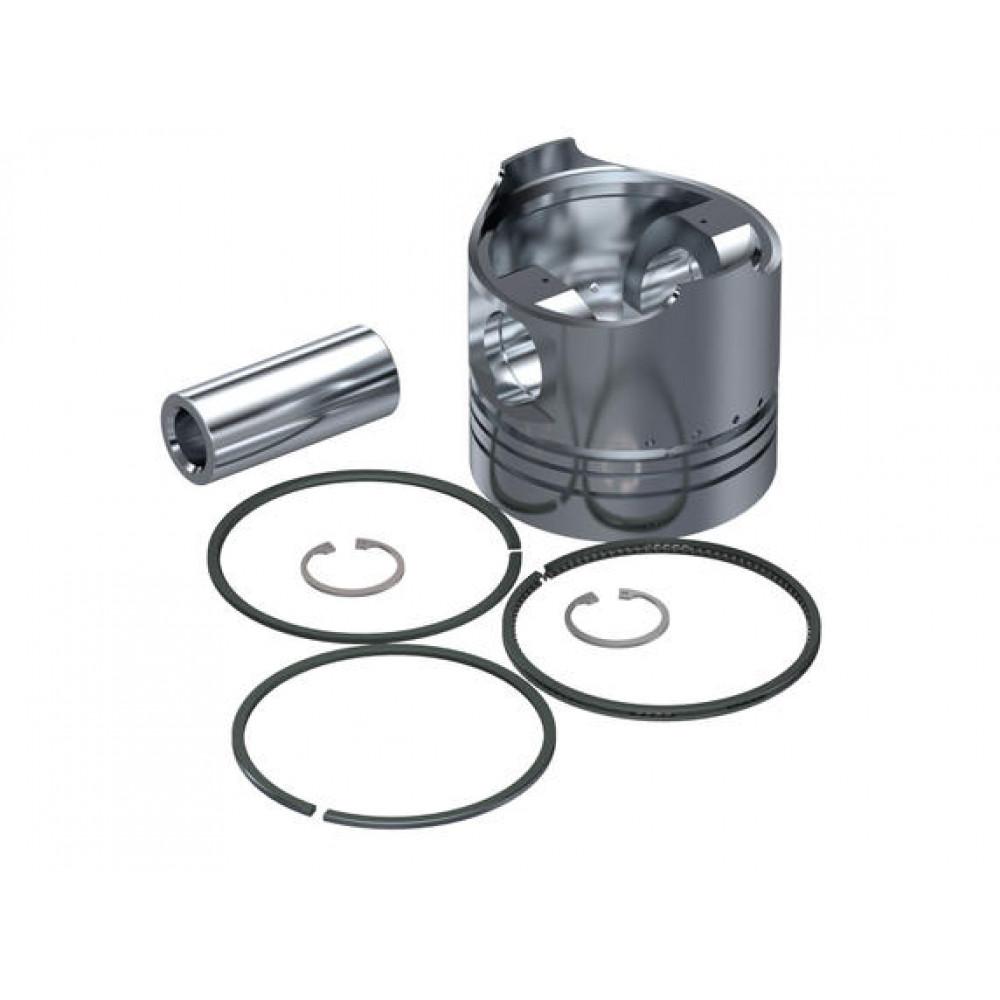 ZS1115 Поршневой комплект (поршень, палец, кольца поршневые, кольца стопорные)
