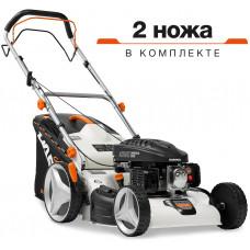 Газонокосилка DeWORKS L 50SV Бензиновая