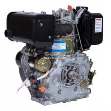 Двигатель Lifan 186FD Diesel, вал Ø25 мм, катушка 6 Ампер