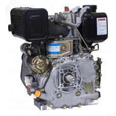 Двигатель Lifan 178FD Diesel, вал Ø25 мм, катушка 6 Ампер