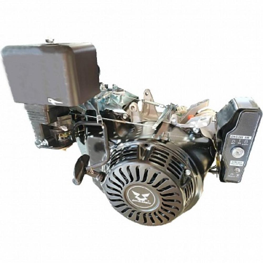 Двигатель бензиновый Zongshen ZS 190 FE (без бака)