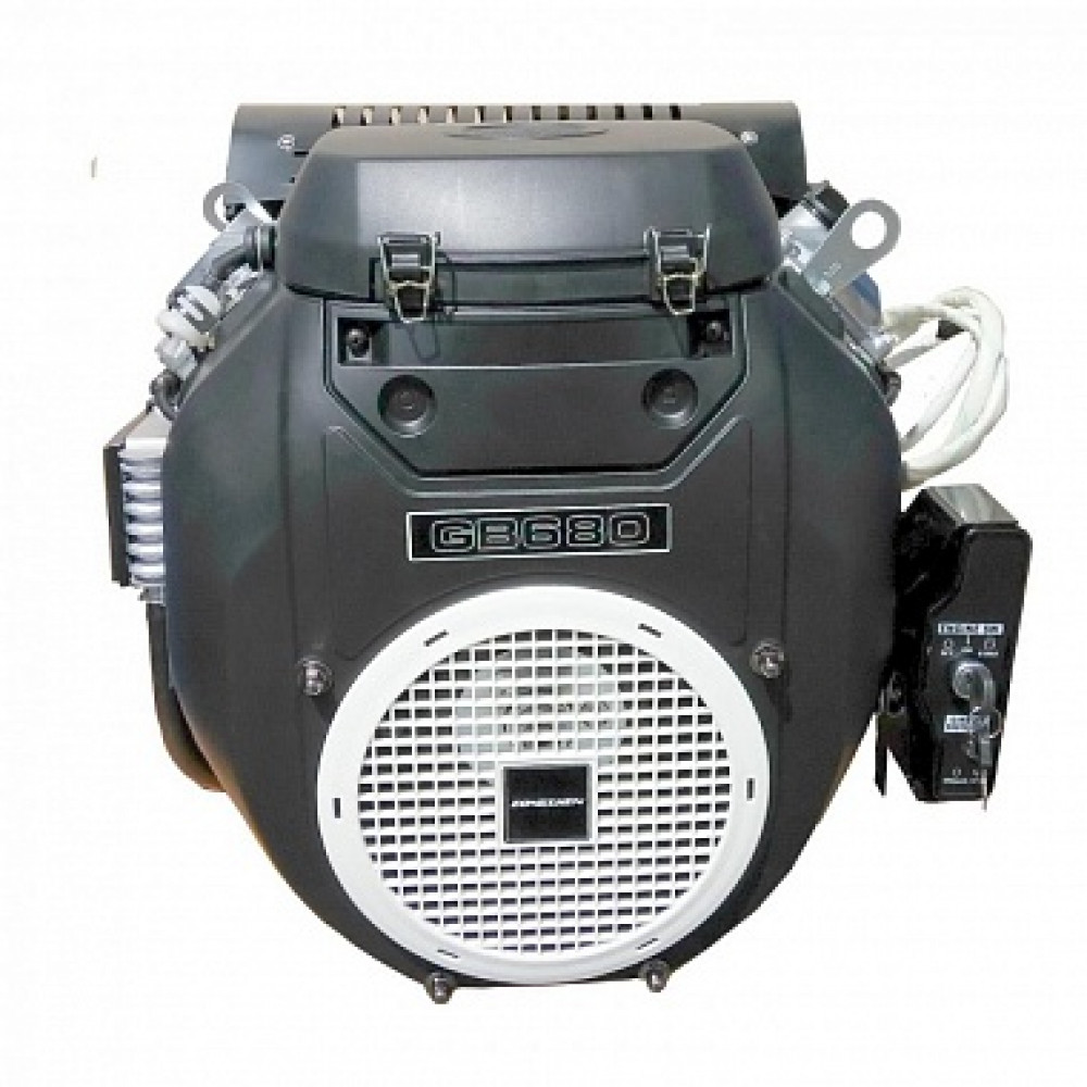 Двигатель бензиновый Zongshen GB 680 VE