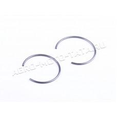 Кольца стопорные пальца поршневого - P70F