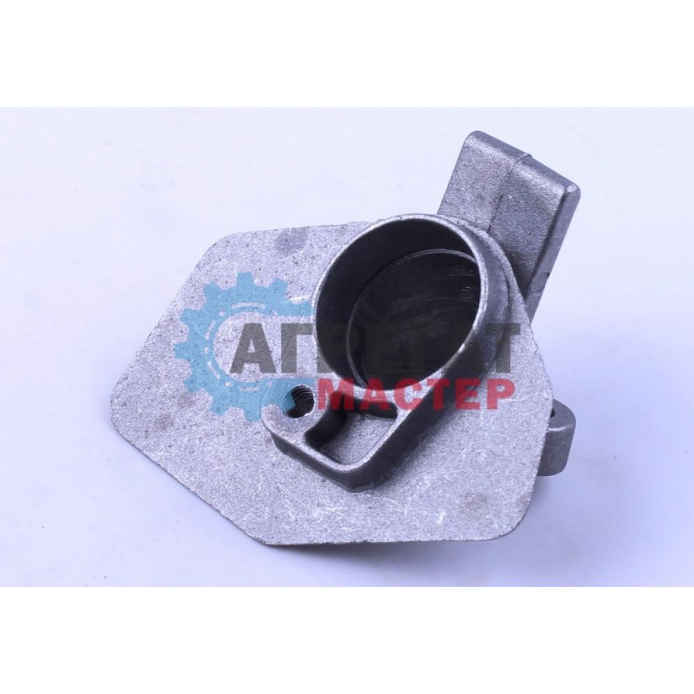 Патрубок фильтра воздушного (алюминий) GL/FORESTER - GL43/45